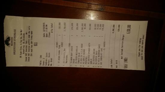 El Gaucho - Argentinian Steakhouse: Dinner for Two - 1 starter, 2 salads, 1 Bottle of Wine, 1 desert