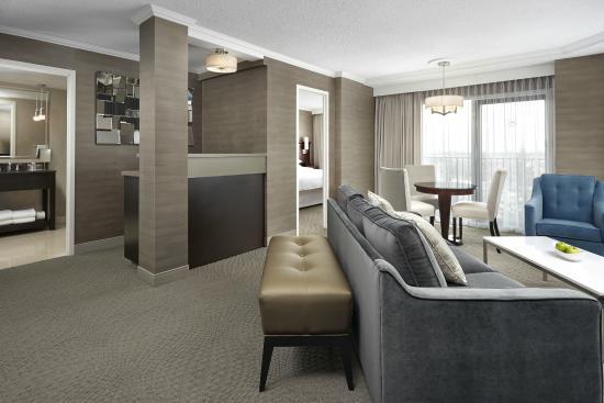 Sheraton Cavalier Hotel: Executive King Suite