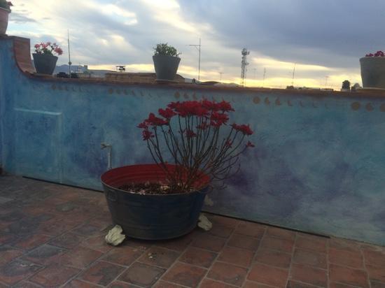 Hostal La Bombilla: mañana