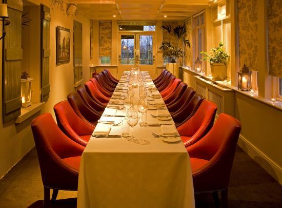 Conservatory Room - Cellar Restaurant