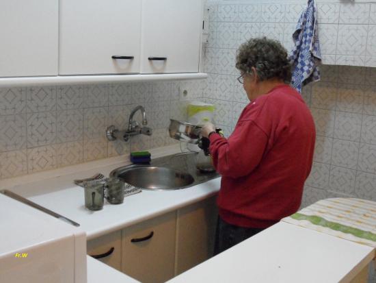smartline Los Jazmines: Een blik in de keuken .
