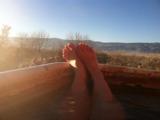 Monroe, UT: Mystic Hot Springs, UT