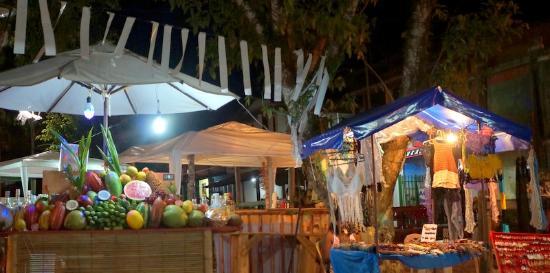 Praca Santo Antonio: Barraquinhas