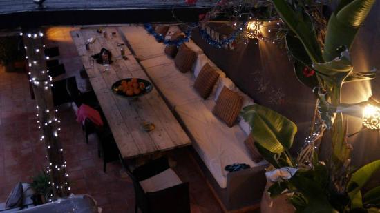 Riad Timila : Dining Table