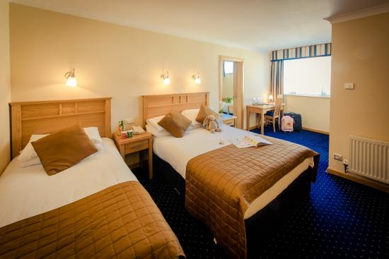 Rochestown Lodge Hotel & Spa: Bedroom