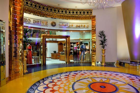 Atrium Picture Of Burj Al Arab Jumeirah Dubai Tripadvisor
