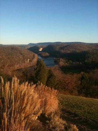 Pearisburg, VA: Wow, what a view!