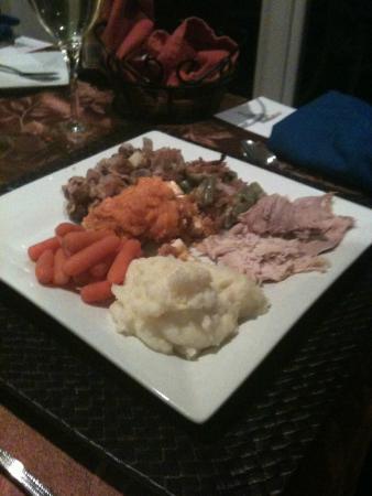 Pearisburg, VA: Thanksgiving dinner