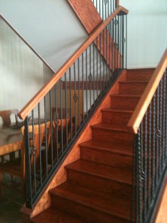 Pearisburg, VA: stairs