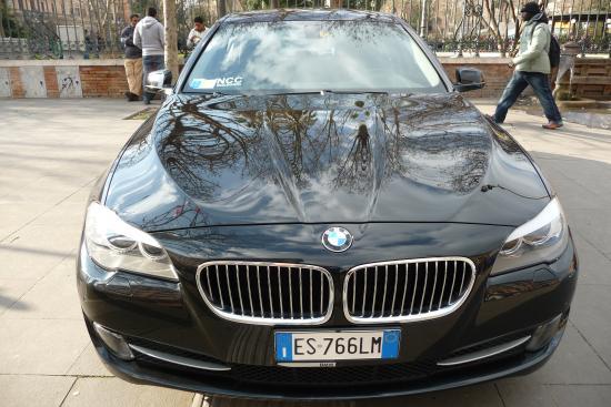 Movartis Limousine Service: BMW 5