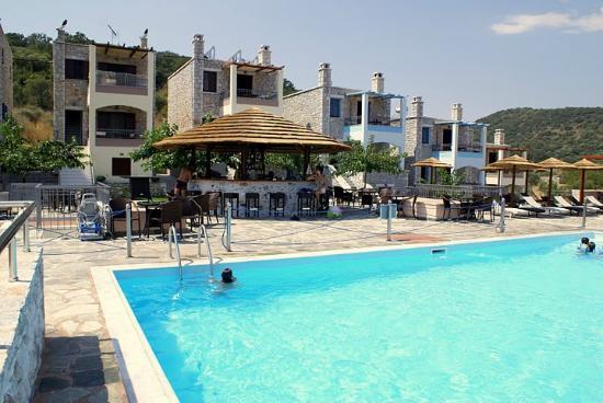 Vathi, Grekland: ARIS STUDIOS