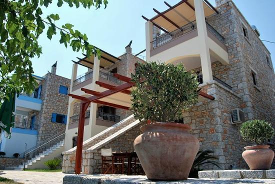 Vathi, Grecia: ARIS STUDIOS