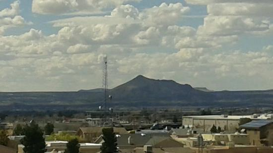 Fairfield Inn Las Cruces : Amazing view from room