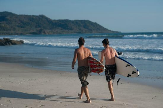 Latitude 10 Beachfront Resort: Santa Teresa is a world renowned surfing destination