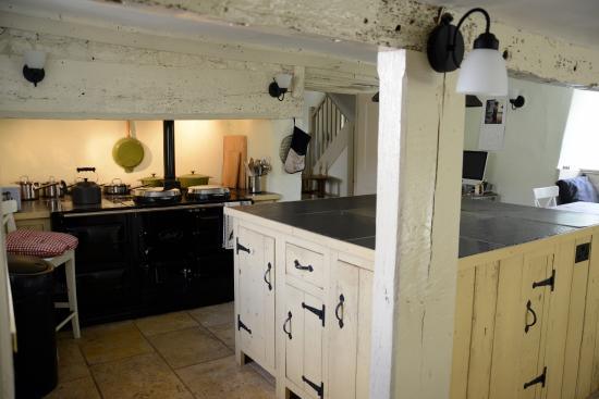 Our Country Kitchen With 4 Oven Aga Picture Of Rose Farm B B