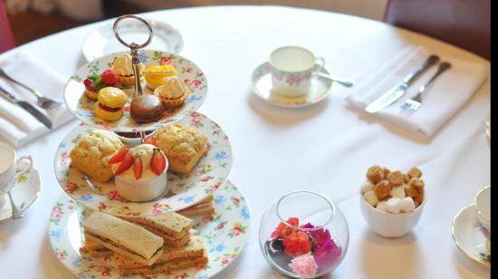 The Feathers Hotel: Afternoon Tea is a Great Way to Celebrate any Occasion!