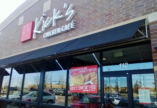 Kicks Chicken Cafe