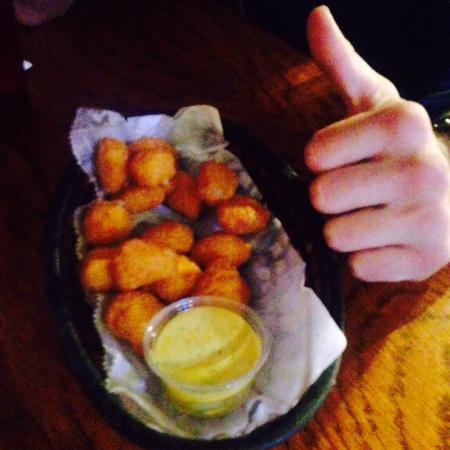 Kingsman Restaurant: Corn nuggets