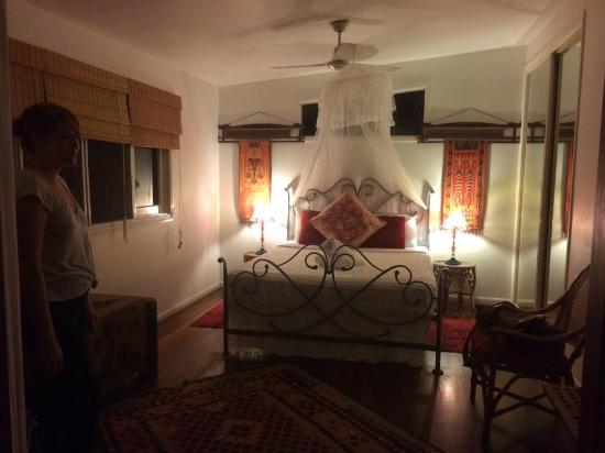 Bamboo Cottage B&B: romantica