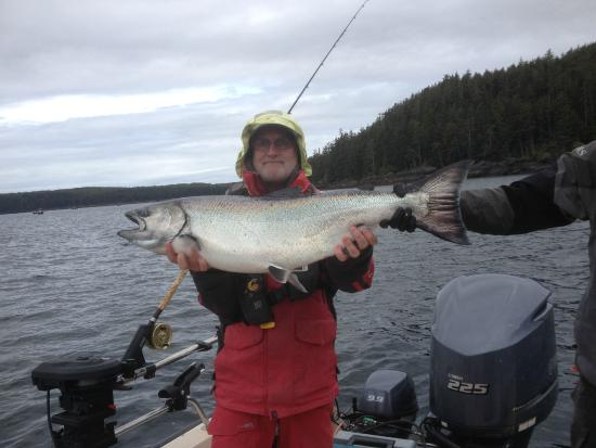 The West Coast Fishing Club - The Clubhouse: Lane's huge catch