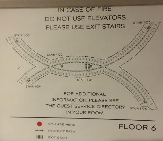 Floor Plan Picture Of Aria Resort Casino Las Vegas Tripadvisor