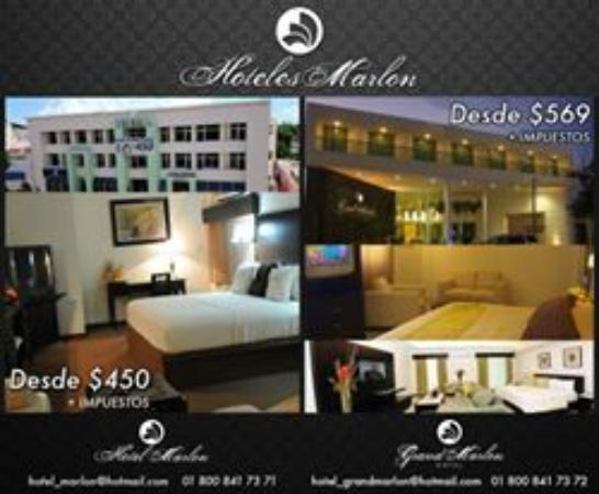 Hotel Marlon: Hoteles Marlon y Gran Marlon