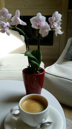 Le Grand Chalet & Spa : Détente...