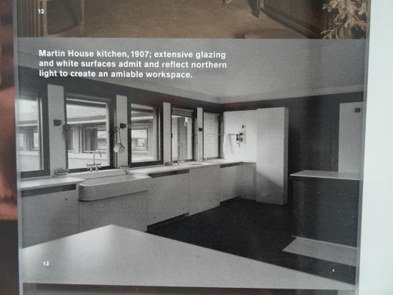Frank Lloyd Wrightu0027s Darwin D. Martin House Complex: Photo Of Photo Of The  Very