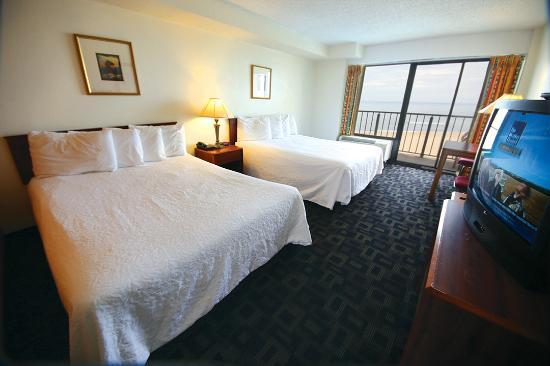 Grand Ocean Hotel: 2 queen room