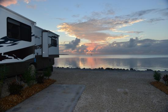 Fiesta Key RV Resort & Marina: Campsite