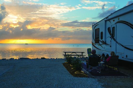Fiesta Key RV Resort: Campsite