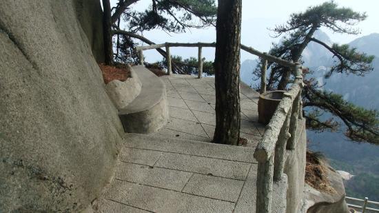 Tianzhu Shan(Tianzhu Mountain): Walk Ways Across the Mountain