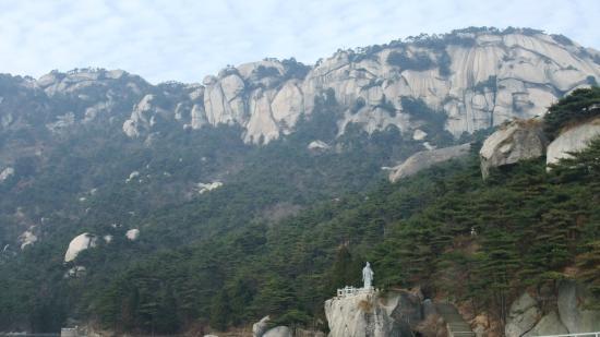 Tianzhu Shan(Tianzhu Mountain): Beautiful Tianzhhu mountain scenery