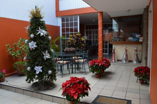 Hotel Camba : PASILLO
