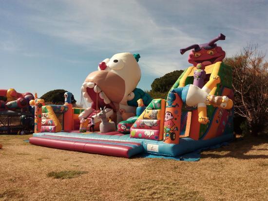 d556a1cec8542 Zona de Juegos  Piscina de bolas  fotografía de El Sombrero