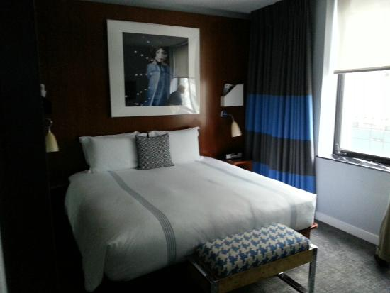 6 Columbus - A SIXTY Hotel: Bedroom