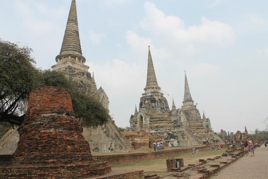 Ayutthaya - Picture of Ayutthaya Historical Park ...