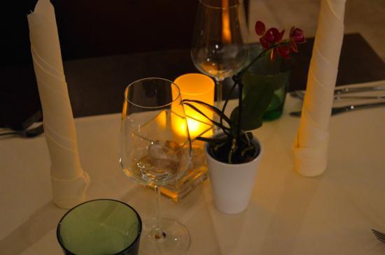 Tisch Picture Of Restaurant Fossil Purbach Am Neusiedlersee
