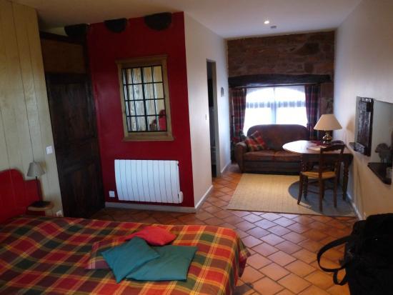 la douce france collonges la rouge frankrijk foto 39 s en reviews tripadvisor. Black Bedroom Furniture Sets. Home Design Ideas