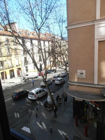 Hostal Barrera: view