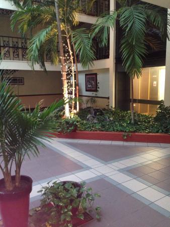The Alabama Hotel: Inside of Hotel