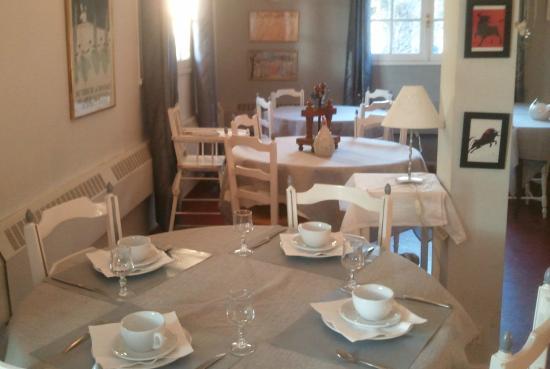 La Ripaille Hotel : Salle à manger