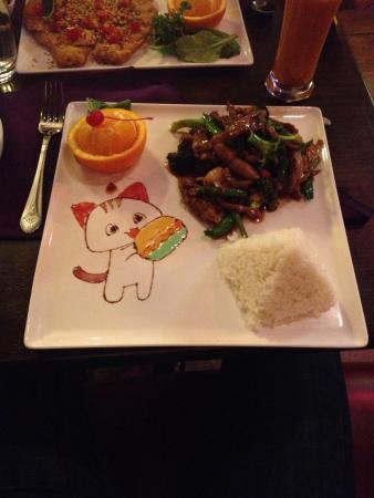 Bangkok Thai Cuisine: Basil Duck