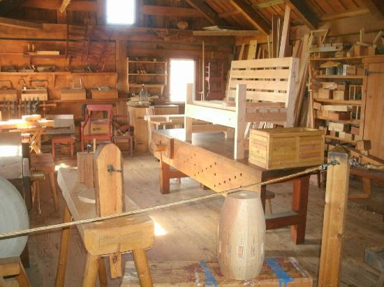 Vancouver, WA: Wood shop