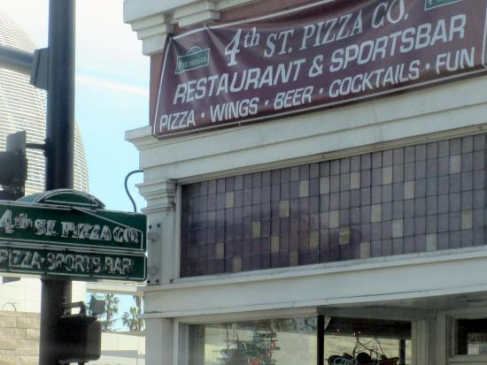 4th Street Pizza Company, San Jose, Ca