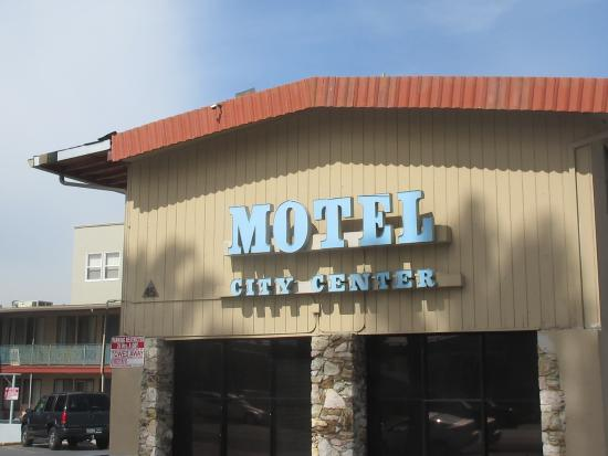‪City Center Motel‬
