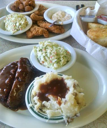 Silver Skillet- Southern Style Food