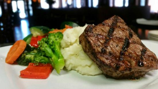 Usda Prime Filet Picture Of Yellow Rose Steak And Chop House