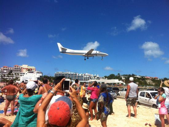 Maho Beach - St Marteen