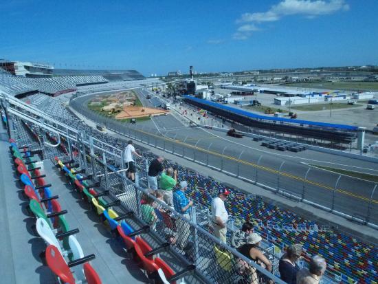 Quality Inn Daytona Speedway : Daytona Speedway.